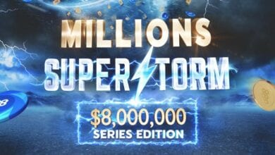 Photo of ¡Vuelve el Millions SuperStorm a 888poker con u$s 8M Garantizados!