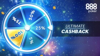 Ultimate Cashback 888poker