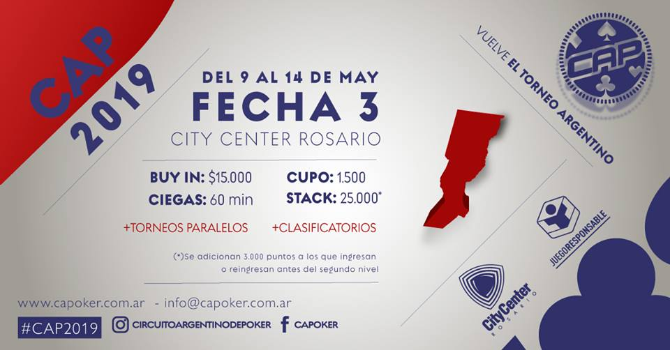 Photo of Clasificá gratis al CAP Rosario de Mayo