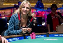 Jennifer Harman WSOP