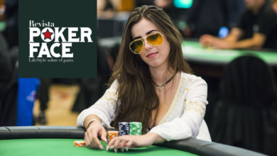 Revista PokerFace Laura Cintra