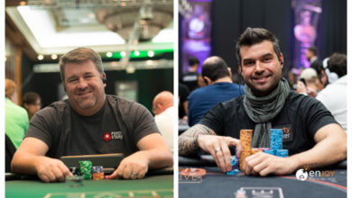 Chris Moneymaker Richard Dubini