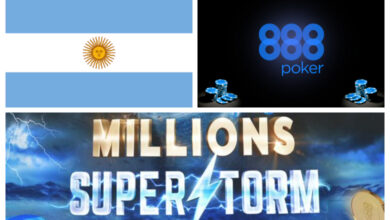 Photo of Segundo título argentino en el 888 Millions SuperStorm