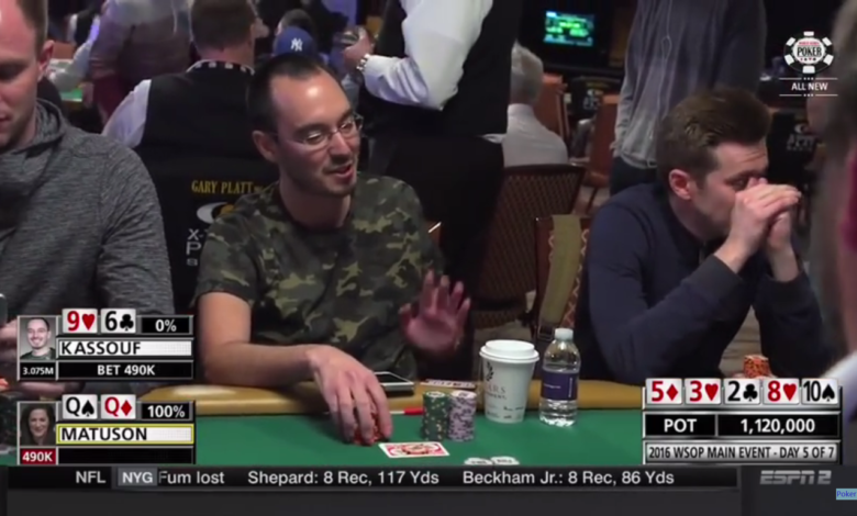 William-Kassouf-2016-WSOP