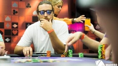 Photo of WSOP Online: Augusto Hagen séptimo en el Evento #60