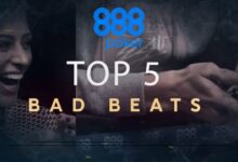 Bad Beats 888poker