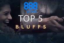 Bluffs Video 888poker