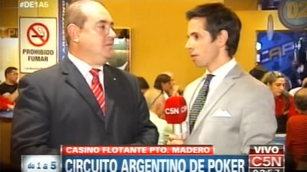 Photo of EL CAP en C5N