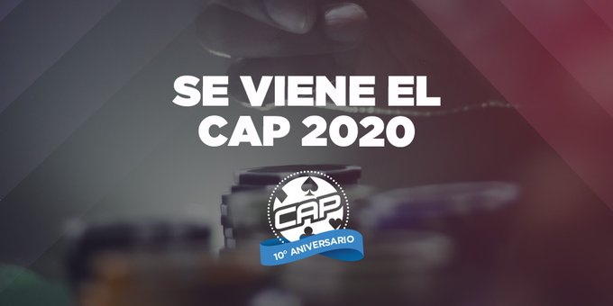 Photo of El CAP 2020 arranca el 9 de Julio en el Casino Buenos Aires