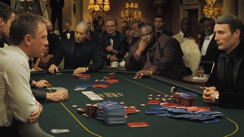 Photo of El poker en el cine: El absurdo cooler en la película Bond «Casino Royale»