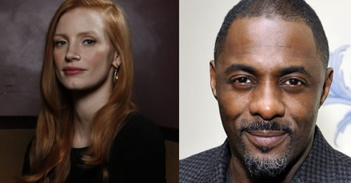 Photo of Chastain y Elba, protagonistas de la próxima película de poker «Molly's Game»