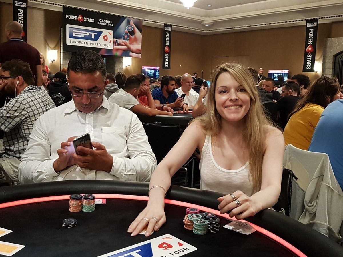 Photo of EPT Praga: Connie Lampropulos logró 3 cobros y 1 mesa final