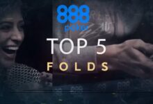 Folds 888poker Video