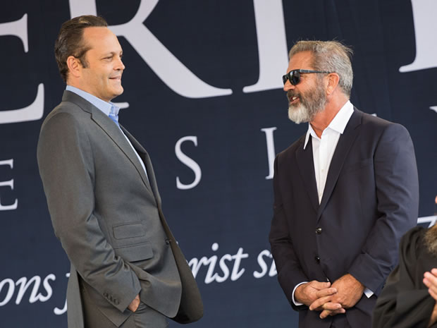 Photo of Mel Gibson y Vince Vaughn serán anfitriones de un evento del WPT