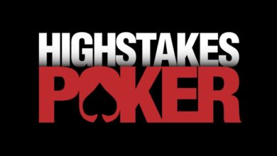 high stakes poker logo