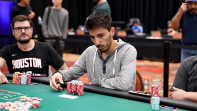 Photo of Joaquín Ruiz campeón en el Bounty Builder Series