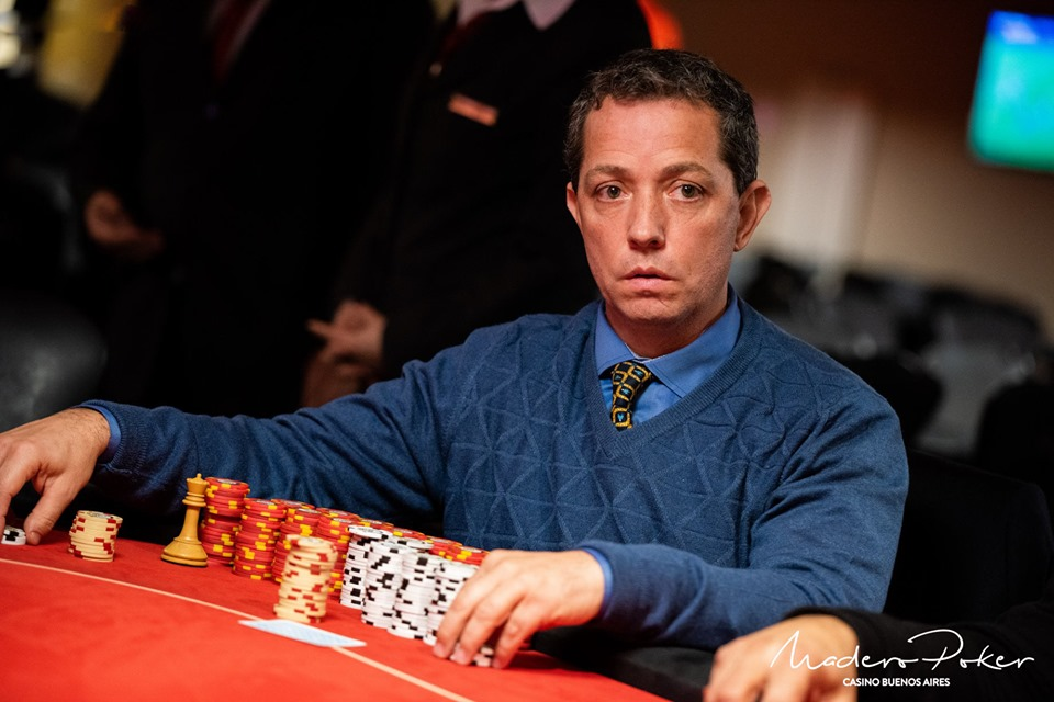 Photo of Leonardo Giuffrida recuerda con cariño el Poker en vivo