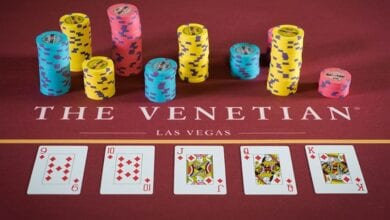 Photo of Perdió con escalera de color en el Venetian y ganó u$s 166.000