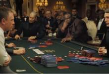 video escenas poker