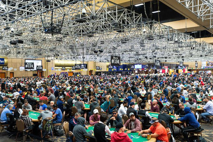Photo of La WSOP 2020 tendrá 25 eventos de 1K o menos
